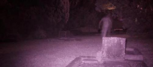 il Fantasma del cimitero San Bartolomeo a Sidney