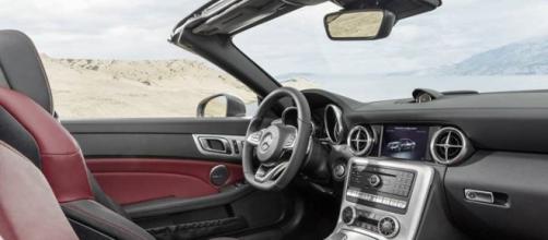 Mercedes-Benz SLC (lavado de cara del Clase SLK)