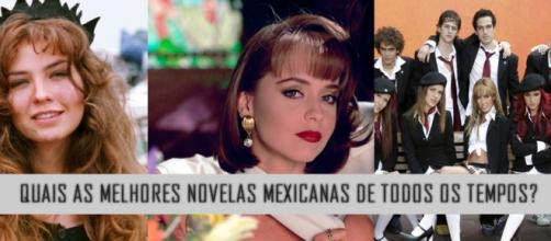 Saiba quais as melhores novelas mexicanas!