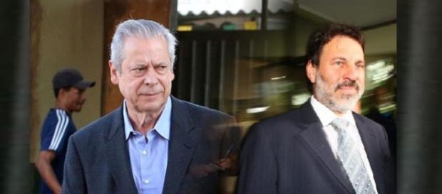 Dilma perdoa José Dirceu e Delúbio