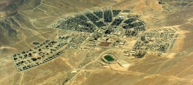 El Cobre fica no deserto do Atacama