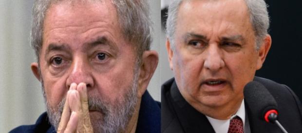 Lula e Bumlai são investigados