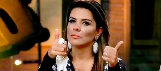 Mara Maravilha - Foto/Divulgação: Record
