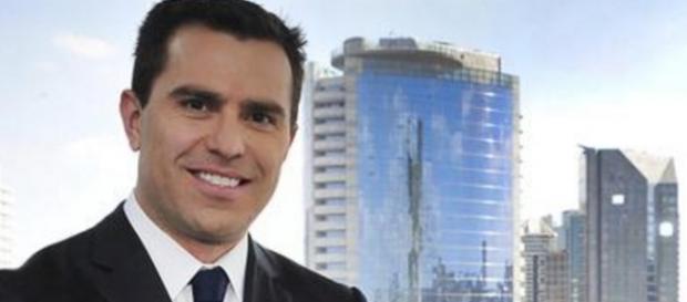 Rodrigo Bocardi - Foto/Divulgação: Globo