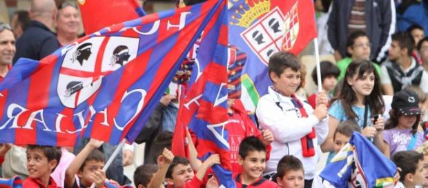 tifosi del Cagliari, campionato di serie B