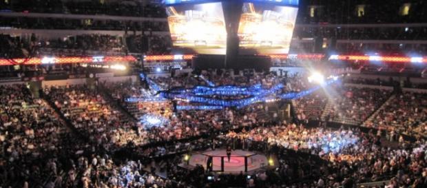 UFC Arena - Foto da internet (google.com)