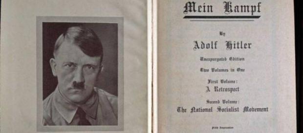Versiunea originală Mein Kampf