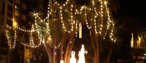 Navidad y año nuevo 2015-16 en San Javier