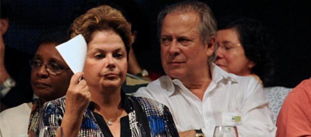 Dilma pode livrar Dirceu da prisão