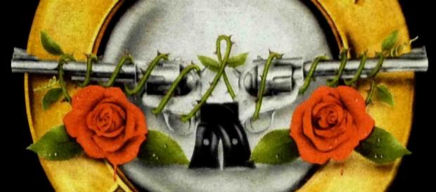 Guns N' Roses vuelve a utilizar su logo clásico