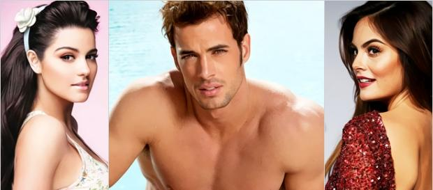 Maite Perroni, William Levy, Ximena Navarrete