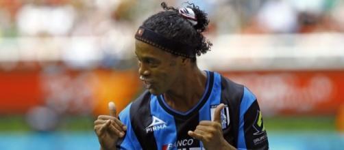El astro brasileño podría volver a jugar en México