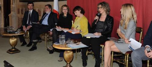 Il deputato PD, Avv. Anna Rossomando
