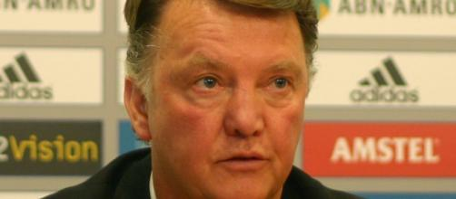 Louis Van Gaal out of Manchester? (Wikimedia)