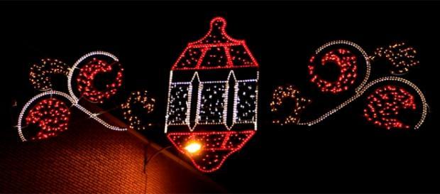 Al Esnaporaz, la otra navidad, detalle navideño