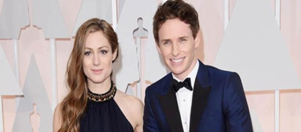 Redmayne and wife Hannah are expecting. (Flickr)