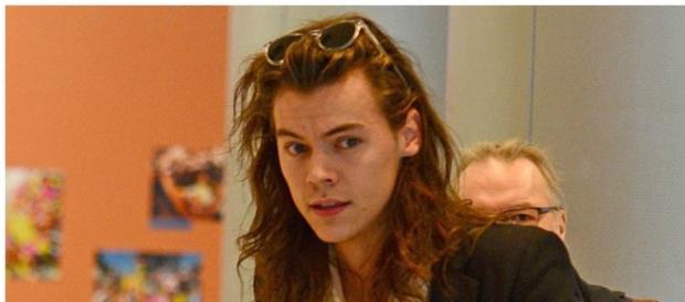 Harry Styles já de regresso nos EUA