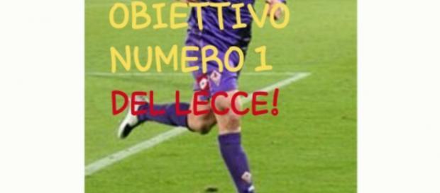 I giallorossi del Lecce interessati a Di Carmine.
