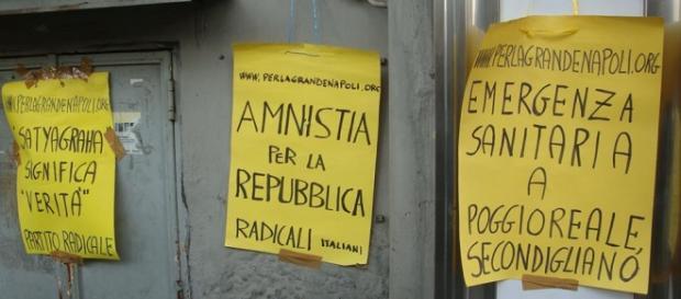 I Radicali per amnistia e indulto
