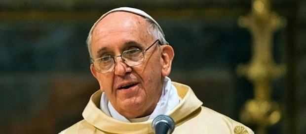 Intenso il messaggio di Natale di Papa Francesco