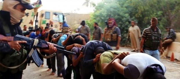 Isis, prigionieri nel territori occupati