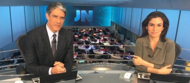 Jornal Nacional - Foto/Divulgação: TV Globo