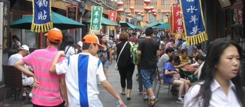 China, el país más poblado del mundo