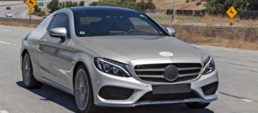 Mercedes Classe E Coupè 2017: video spia