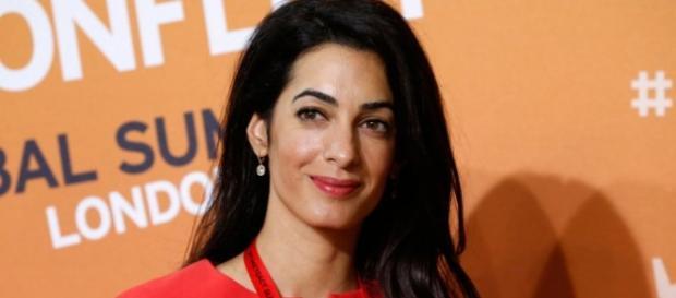 Amal Clooney es una exitosa abogada