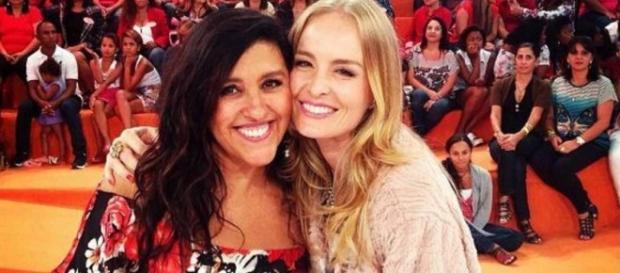 Angélica e Regina Casé - Imagem: Instagram