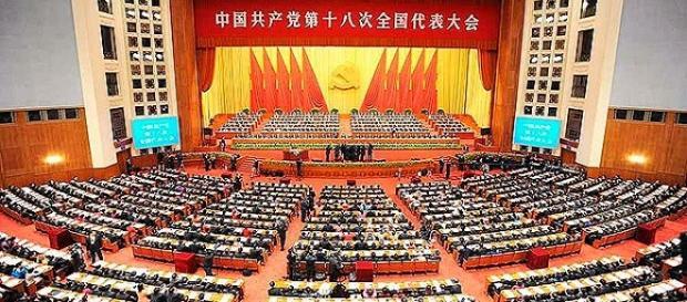 ANP - o Parlamento chinês em comissão permanente