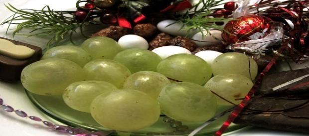 Las doce uvas de la suerte para recibir el año