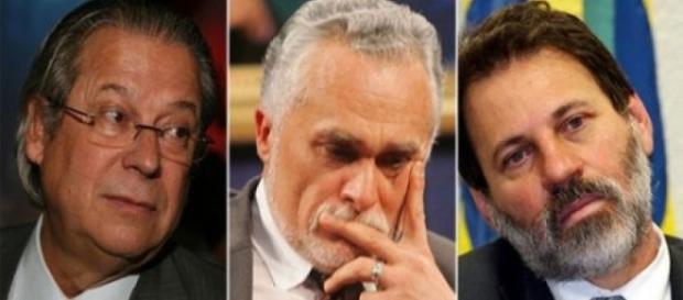 Mensaleiros têm pena extinta por Dilma Rousseff