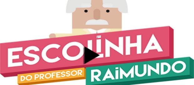 Nove escolinha do Professor Raimundo