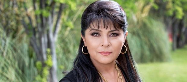 Victoria Ruffo fez a telenovela 'A Madrasta'