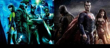 Batman v Superman siguiendo a Watchmen