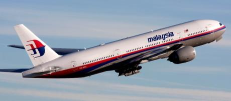 O voo MH132 foi obrigado a alterar a rota.