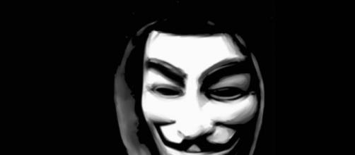 Anonymous agisce in rete in anonimato