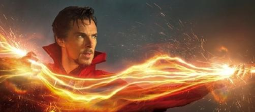 Benedict Cumberbatch interpreta a 'Doctor Strange'