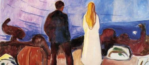 """Dos seres humanos"", 1933-1935 MELANCOLÍA"