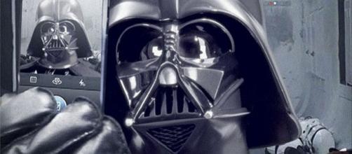 El popular selfie de Stard Wars