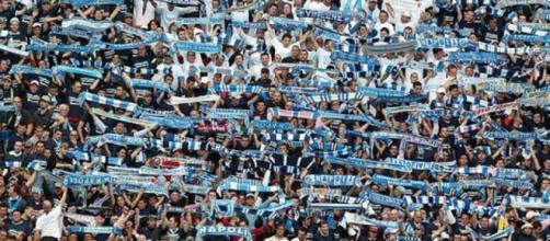 La Curva dello Stadio San Paolo