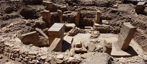 Ruinas de Göbekli Tepe (Turquía).