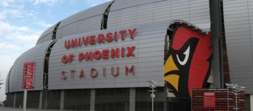 University of Phoenix Stadium (Wikipedia)