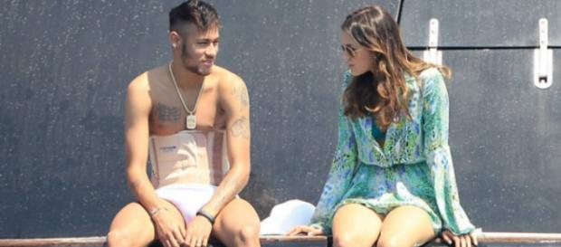 Bruna Marquezine e Neymar irão se encontrar