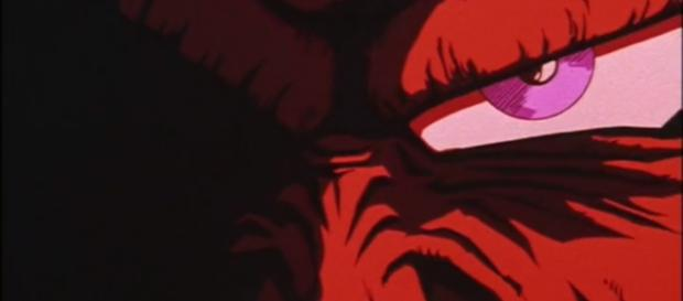 Imagen del opening de Dragon Ball Z
