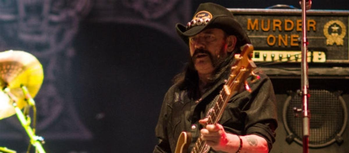 "Lemmy"" Kilmister, Motörhead founder, has died"
