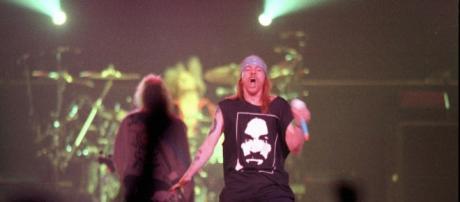 Alex Martel dejó a Guns N' Roses fuera de Rockfest