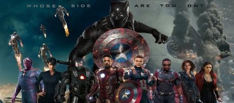 Capitán América nuevamente estará acompañado