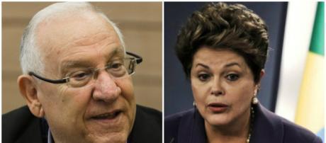 Dilma pode estragar a relação do Brasil com Israel